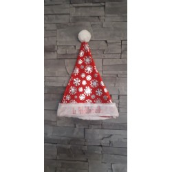 Bonnet de Noël en fourrure...