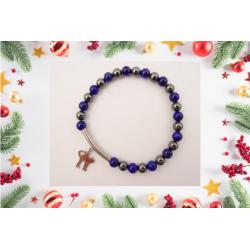 """Bracelet """"Mémoire"""" 18 cm -..."""