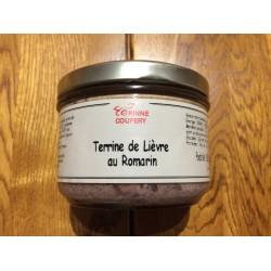 Terrine (Différents goûts)...