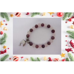"""Bracelet """"bien-être"""" 13 cm..."""