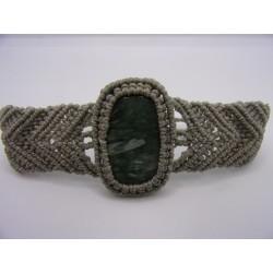 Bracelet macramé...